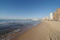 Sandos Monaco is in front of Levante Beach #Benidorm Costa Blanca www.sandos.com