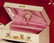 Music Box and Ballerina From the 70's.  I had this exact music box.
