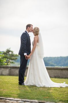 Wedding couple at Castle Liebegg, Aarau in Switzerland with a beautiful cloudy sunset weather. Lace Wedding, Wedding Dresses, Wedding Couples, Switzerland, Castle, Weather, Sunset, Beautiful, Fashion