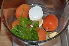 On the road of Motherhood: Easy Clean Eating Homemade Spaghetti Sauce-- Minimal prep work!