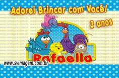 Silmara Vintem Imagem: Galinha Pintadinha
