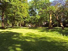 Goethepark mit Deutsch-Französischer Krieg (1870–1871) Ehrenmal