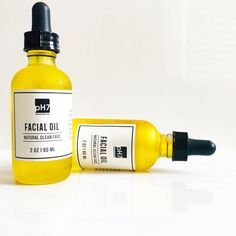 PH7 facial oil, toxin free natural skincare. | Ethical Bunny's cruelty free and vegan brand list with skincare, makeup, haircare, hygiene, bath and body guides. Featuring indie, clean, green, sustainable, non toxic, organic, botanical and natural products. Natural Products, Body Products, Cosmetic Labels, Clean Face, Facial Oil, Natural Skin Care, Fragrances, Cruelty Free, Free Gifts