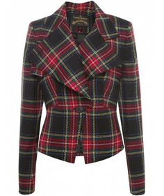Tartan Windmill Jacket and reduced too ... Want want want