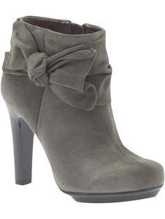 Wynette Low Shaft High Heel Boots