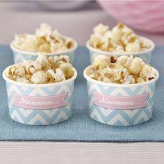 Hochzeit, Eisbecher, Popcorn, Candybar