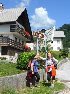Excursió a les gorges de Vintgar. Parc Nacional Triglav. (Eslovènia)