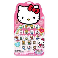 Exclusive Hello Kitty Squinkies 18 Piece Set (available at Toys R Us)