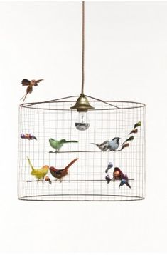 Challières Birdcage Suspension