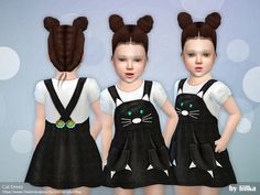 Sims 4 CC's - The Best: Clothing for Kids & Toddlers by Lillka