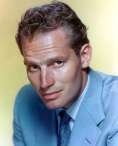 Top Golden Age Actors | Classic Cinema Charlton Heston