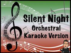Silent Night Orchestral Karaoke Version by Teacher-guy | Teachers Pay Teachers