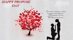 Happy Propose Day Wallpapers Download Happy Propose Day Wishes, Propose Day Messages, Happy Propose Day Image, Propose Day Images, Valentines Day Sayings, Happy Valentines Day Images, Valentine Special, Valentine Gifts, Quotes