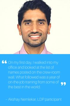 Our Leadership Development Program is designed to ensure our future leaders have a holistic understanding of our business. Hear about Ashkay's experience leading a team of technicians during his rotations and how it helped advance his career. // Life At AT&T // Technicians // Professional Development // Leadership //