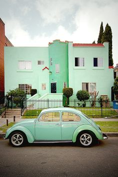 :)    Sea Foam Green by Pay No Mind, via Flickr found via Ladybird Likes