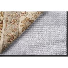 Visit The Home Depot To Artistic Weavers Durable 6 Ft X 9 Oval Rug Pad M