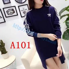 Adidas Sweater Dress on Aliexpress - Hidden Link