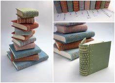 """Unit Twelve Gallery on Twitter: """"new batch of delicious, hand dyed & smocked sketchbooks from #KateBowles as the last ones sold like hot cakes, open Thurs- Sat, 10-4pm! https://t.co/Iv62u4GmpR"""""""