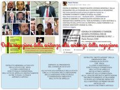 ODORA DI GIBERNE E TANKER QUESTA VICENDA CHE SI INGIGANTISCE SEMPRE DI PIU'. :: Paolo Ferraro CDD