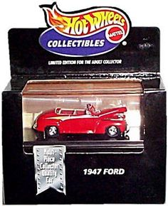Hot Wheels Collectibles - Limited Edition Cool Collectibles - 1947 Ford