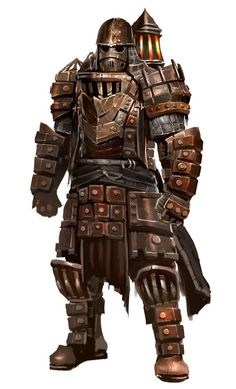 View an image titled 'Heavy Armor Art' in our Guild Wars 2 art gallery featuring official character designs, concept art, and promo pictures. Fantasy Character Design, Character Design Inspiration, Character Concept, Character Art, Character Reference, Fantasy Armor, Dark Fantasy, Fantasy Male, Bioshock