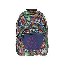 "Totto - Mochila Escolar Crayola Racing - Totto-Uncond. Partner - Toys""R""Us"