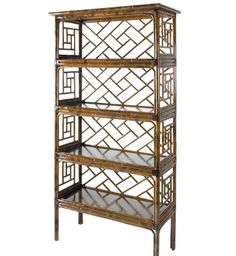 Picture of Chinese Chippendale Etagere
