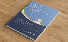 Diseño y maquetación de libro (EST: Telescopio solar europeo) #sergiohp #libro #memoria  #diseñoeditorial www.sergiohp.com