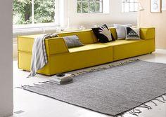 COR TRIO – ein Sofa in fünf Sätzen