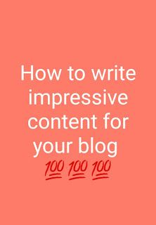 Writing content for your blog is tough? Well, you could turn this into a bit easier and enjoyable, If you just follow these simple gui... Latest Nigeria News, Content, Writing, Simple, Blog, Blogging, Being A Writer