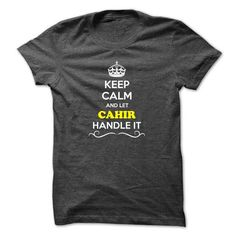 awesome It's an CAHIR thing, you wouldn't understand CHEAP T-SHIRTS Check more at http://onlineshopforshirts.com/its-an-cahir-thing-you-wouldnt-understand-cheap-t-shirts.html
