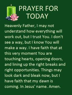 10 Powerful Prayers Of The Day