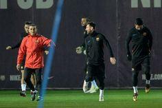 Chelsea Vs Barcelona Rakitic Sebut Messi Berlatih Keras