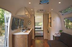 AirStream AutoCamp. Airstreams and glamping tents -accommodations in Russian River and Santa Barbara