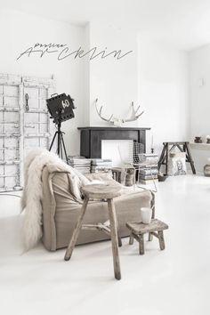 decordemon: Paulina Arcklin's home in Amsterdam