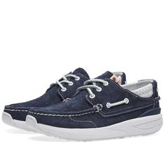vette Visvim Hockney (Blue)