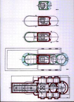 Einstein tower plan erich mendelsohn the einstein tower for Interior design innsbruck