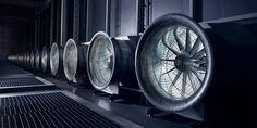 Visite guidée du data center géant de Facebook en Suède. #digital