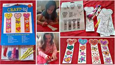 Northumberland Mam: Baker Ross - Hearts & Mothers Day Crafts....