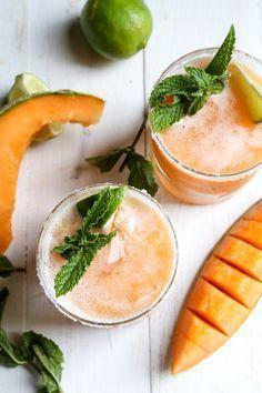 Juisy | Cantaloupe Margaritas