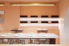 The interior of Workshop Brothers Glen Waverley by Studio Esteta makes nostalgic references to Asian food heritage with sprinkles of ironic touches.