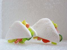 Sandwich Cufflinks