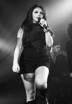 Jesy Nelson has been called fat when she first became famous with little mix but I think she's curvy and beautiful and young girls should accept their curves!