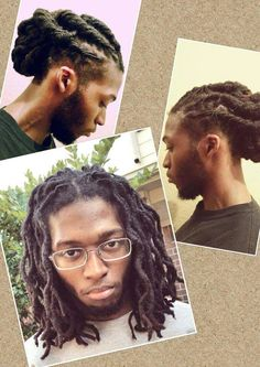 Solomon 4 years loc'd Mens Dreads, Short Cuts, Style Me, Natural Hair Styles, Braids, Dreadlocks, Solomon, Female, Twists