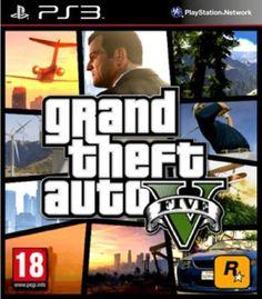 PS3 GTA V Rockstar prix promo La Redoute 64.90 € TTC