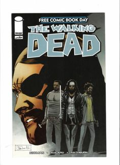 WALKING DEAD FREE COMIC BOOK DAY EDITION 2013, featuring unique Tyrese short! NM http://r.ebay.com/N0x5TW