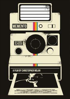 Memento : Alternative Movie Posters list