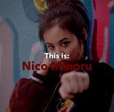 Nico Minoru fanmix The Lancer. Team Mom, Lady of Black Magic, & Semantically Superpowered Batgirl, Catwoman, Runaways Marvel, Team Mom, Beast Boy, Friends Mom, Running Away, Harley Quinn, Black Magic