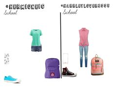 """School 2"" by lunalynch13 on Polyvore featuring rag & bone, Converse, River Island, Rebecca Minkoff, M&Co, JanSport and Kate Spade"