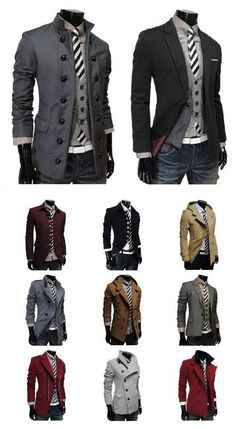 Outfits like this are the main reason why my stylist side finds men's fashion so intriguing.